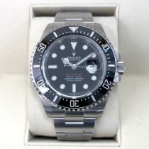 Rolex 43mm Automatic 2019 new Sea-Dweller (Submodel) Black