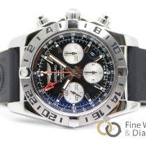Breitling Chronomat 44 GMT AB0420B9/BB56/375A 2018 pre-owned