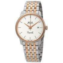 Mido Steel 39mm Automatic M0274072201000 new