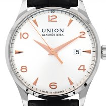 Union Glashütte Staal 40mm Automatisch D005.40716.037.01 tweedehands