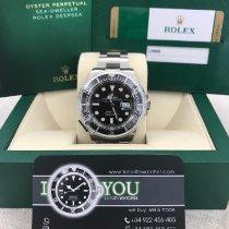 Rolex Sea-Dweller nuevo 2019 Automático Reloj con estuche y documentos originales 126600