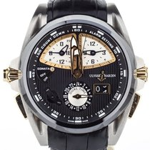 Ulysse Nardin Sonata Titanium 44mm Black United States of America, Illinois, BUFFALO GROVE