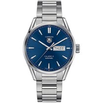 TAG Heuer Carrera Calibre 5 WAR201E.BA0723 new