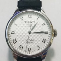 Tissot pre-owned Automatic 40mm White Sapphire Glass 3 ATM