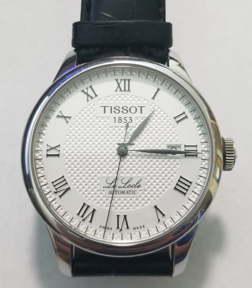 Tissot Le Locle All Prices For Tissot Le Locle Watches On Chrono24