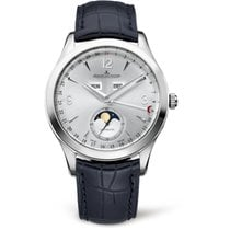 Jaeger-LeCoultre Master Calendar Steel 39mm Silver Arabic numerals United States of America, New York, New York