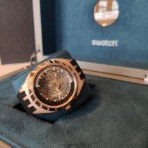 Swatch Stahl 45mm Automatik gebraucht