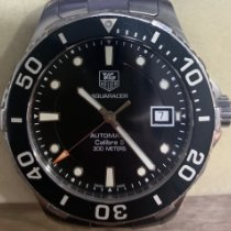 TAG Heuer Steel 41mm Automatic WAN2110.BA0822 pre-owned Singapore, Singapore