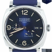Panerai Radiomir 1940 3 Days Automatic Steel 45mm Blue United States of America, New York, Smithtown