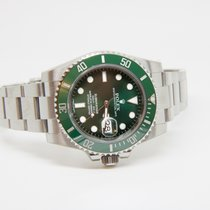 Rolex Submariner Date new 2015 Automatic Watch with original box and original papers 116610LV