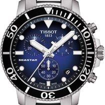Tissot Seastar 1000 Ocel 45.5mm Modrá