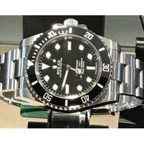 Rolex Submariner (No Date) 114060 Neu Stahl 40mm Automatik