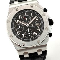 Audemars Piguet Royal Oak Offshore Chronograph Acél 42mm Fekete Arab