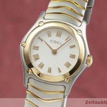 Ebel Classic Gold/Stahl 24mm Weiß Deutschland, Chemnitz