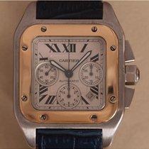 Cartier Santos 100 2740 W20091X7 2007 подержанные