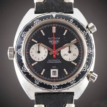 Heuer Steel Automatic 1163V pre-owned