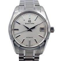 Seiko Grand Seiko Titanium 37.8mm Silver