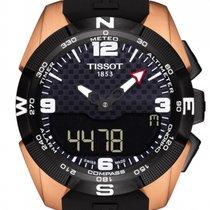 Tissot T-Touch Expert Solar T091.420.47.207.00 new