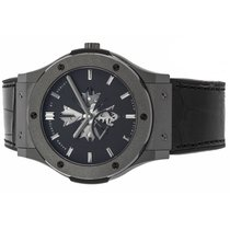 """Hublot Classic Fusion Shawn Carter """"Jay-Z"""" Limited..."""