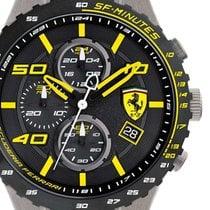 Scuderia Ferrari 0830360 Speciale Evo Chronograph Herren 46mm...