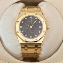 Audemars Piguet Royal Oak Yellow Gold 4100BA Diamond Dial