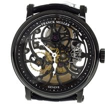 フランク・ミュラー (Franck Muller) ROUND 7days power reserve SKELETON...