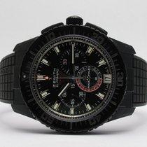 Zenith El Primero Stratos Flyback Chronograph Mens Watch...