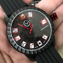 """Gevril GV2 Lucky """"No Bluff"""" Swiss Made Automatic Limited..."""