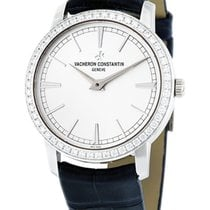 Vacheron Constantin White gold 33mm Manual winding 81590/000G-9848 new