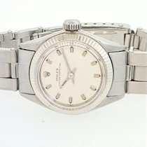 Rolex Oyster Perpetual (Submodel) usados 26mm Acero y oro