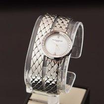 Baume & Mercier Promesse Steel 22mm Mother of pearl