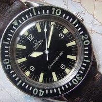 Omega Seamaster 300 Aço 41mm Preto Árabes