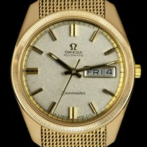 Omega Seamaster (Submodel) pre-owned 37mm Yellow gold