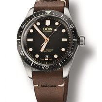 Oris Divers Sixty Five Movember Edition Black Dial