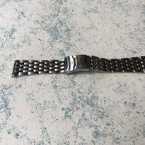 Breitling Navitimer Stahlarmband 471A 50th anniv.  orig.22mm