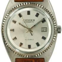 Citizen Steel 35mm Automatic pre-owned