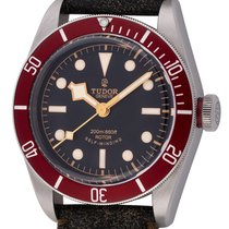 Tudor : Heritage Black Bay :  79220R :  Stainless Steel