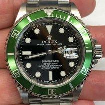Rolex 16610LV Steel Submariner Date 41mm