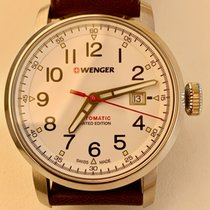 Wenger Steel 42mm Automatic 01.1546.101 pre-owned