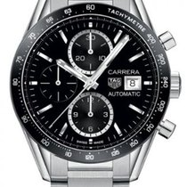 TAG Heuer Carrera Calibre 16 occasion 41mm Acier