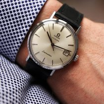 Omega 14770 Steel 1960 Seamaster 34mm pre-owned