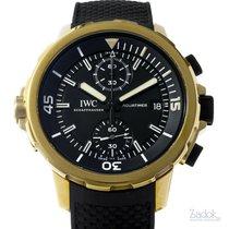 IWC Aquatimer Chronograph Bronze 44mm Black United States of America, Texas, Houston