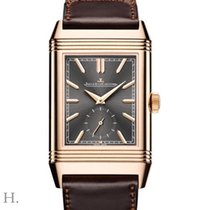 Jaeger-LeCoultre Reverso Classic Small Staal 42.9mm Zilver