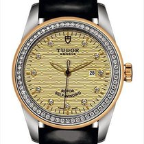 Tudor Glamour Date Steel 31mm Champagne