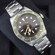 Tudor Black Bay Steel 41mm Black No numerals United States of America, Virginia, Arlington