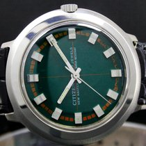 Citizen Steel 38mm Manual winding pre-owned