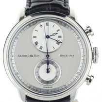 Arnold & Son Steel 44mm Automatic 1CHAS.S02A.C121S pre-owned