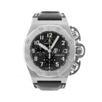 Audemars Piguet Royal Oak Offshore Chronograph 25863TI.OO.A001CU.01 Very good Titanium 48mm Automatic