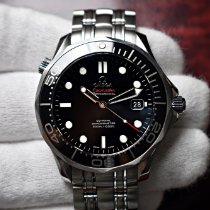 Omega Seamaster Diver 300 M Steel 41mm Black No numerals United States of America, Florida, Debary