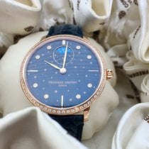 Frederique Constant Manufacture Slimline Moonphase FC-701NSD3SD4 2019 occasion